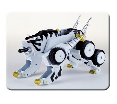 BANDAI Power Rangers DX Zord Tigre Promenitelný + figurka