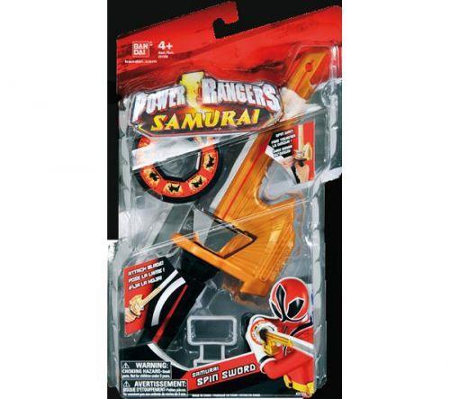 BANDAI Power Rangers Mec Samoura