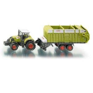 Siku Farmer Traktor s valníkovým přívěsem cena od 243 Kč