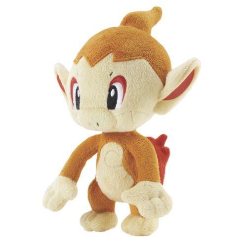 Bandai Pokémon: Plyšová postavička - Chimchar