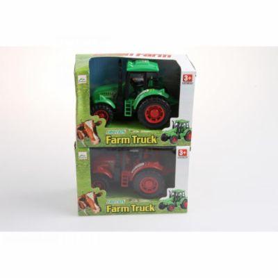 Alltoys CZ Traktor 2 barvy cena od 30 Kč