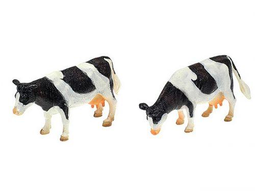 Globe Kráva stojící na kartě 2 ks