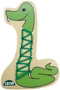 LENA Navlékací obrázek had cena od 119 Kč