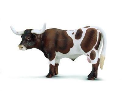 Schleich Zvířátko - texaský longhornský býk cena od 159 Kč