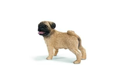 Schleich Mops, pes cena od 73 Kč