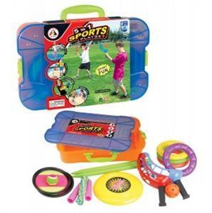 Mac Toys Set her na pláž v praktickém kufříku cena od 0 Kč
