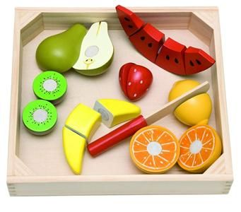 Woody Krájení na prkénku - ovoce s melounem cena od 394 Kč
