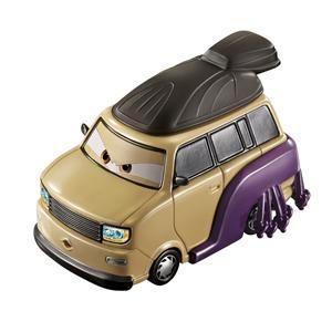 MATTEL Auta Cars 2 - Pinion Tanaka cena od 439 Kč
