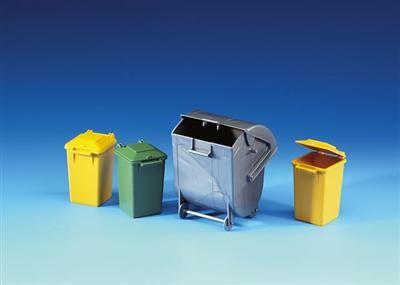 BRUDER Náhradní kontejner a popelnice (3+1) cena od 229 Kč