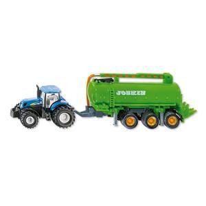 SIKU Farmer Traktor John Deere s vlekem cena od 239 Kč