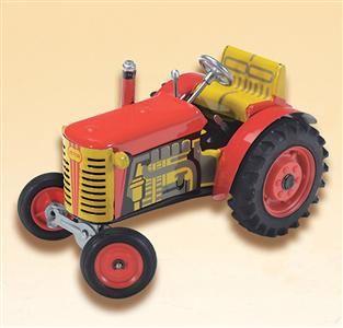 KOVAP Traktor Zetor