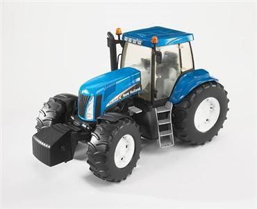 BRUDER Traktor New Holland TG285 cena od 539 Kč