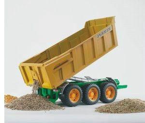 BRUDER Přívěs Joskin k traktorům cena od 520 Kč