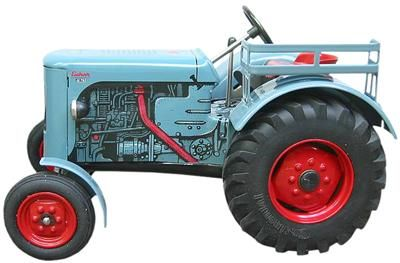 KOVAP Traktor EICHER ED215 cena od 875 Kč
