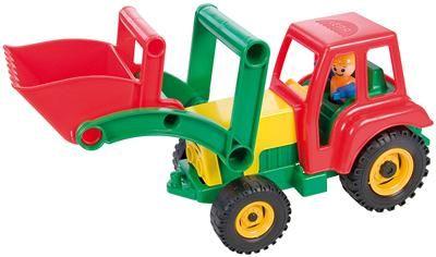 LENA Aktivní traktor se lžící cena od 110 Kč