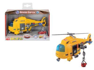 DICKIE Vrtulník se světlem a zvukem 18 cm cena od 199 Kč