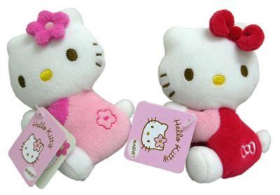 EPLine Hello Kitty minimagnet 9 cm cena od 0 Kč