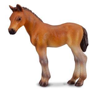 Mac Toys Plnokrevník hříbě stojící 88244 cena od 59 Kč
