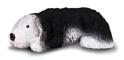 Mac Toys Anglický ovčácký pes štěně 88067 cena od 25 Kč
