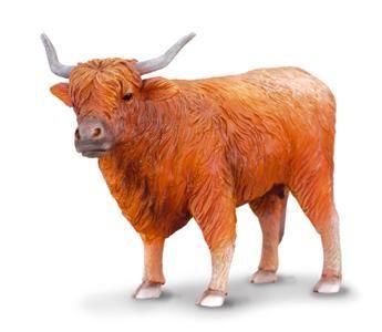 Mac Toys Kráva Highland 88232 cena od 89 Kč