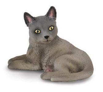 Mac Toys Kočka barmská ležící 88326 cena od 45 Kč