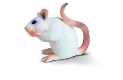 Schleich bílá myš 14406 cena od 55 Kč