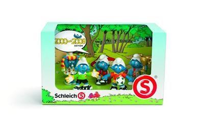 Schleich Šmoulí set 41259 cena od 335 Kč