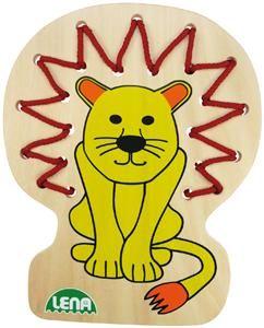 LENA Navlékací obrázek lev 32073 cena od 137 Kč