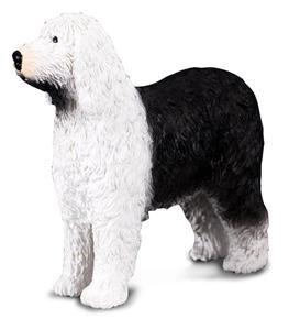 Mac Toys Anglický ovčácký pes 88066 cena od 49 Kč