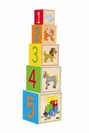 Woody Věž Mašinka 93018 cena od 379 Kč