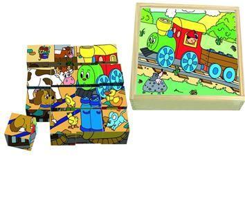 Woody Kubus 4x4 Mašinka 93005 cena od 218 Kč