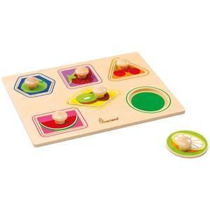 Vkládací puzzle tvary cena od 136 Kč