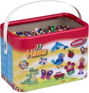 Hama Zažehlovací korálky MIDI box cena od 299 Kč