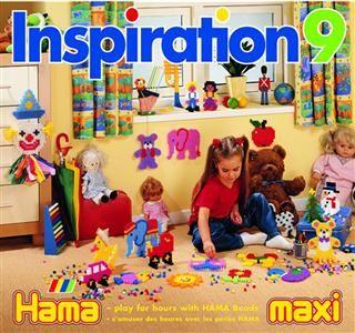 Hama Inspirativní knížka 9 MAXI cena od 79 Kč