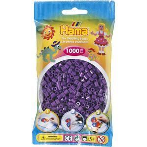 Hama Fialové korálky cena od 45 Kč