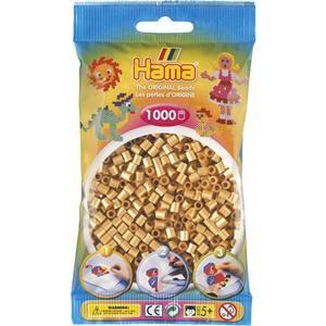 Hama Zlaté korálky cena od 79 Kč