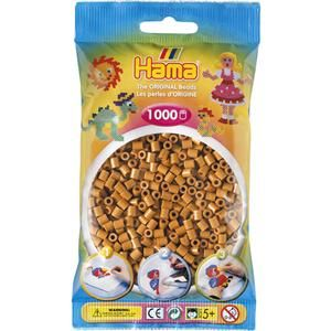 Hama Světle hnědé korálky cena od 50 Kč