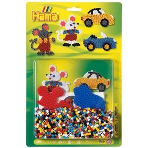 Hama Korálkový set - myš cena od 174 Kč