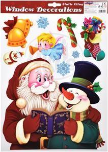 HM STUDIO Samolepka Santa Claus II