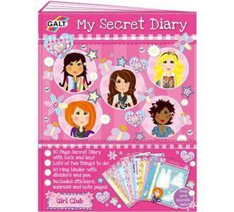 Galt: Můj tajný deníček
