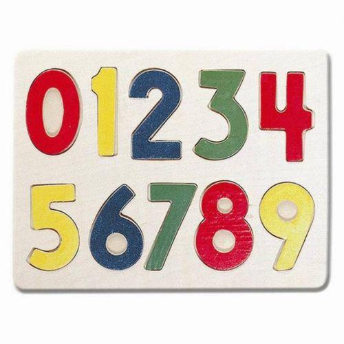 Bino Puzzle číslice cena od 0 Kč