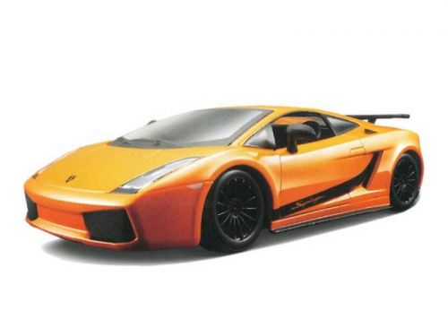 Bburago Lamborghini Gallardo Superleggera KIT 1:24