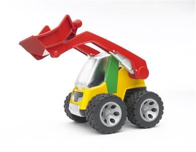 Bruder Roadmax - Mini nakladač cena od 320 Kč
