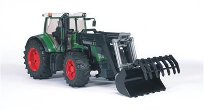 BRUDER - Traktor Fend 936 Vario + čelní nakladač cena od 594 Kč