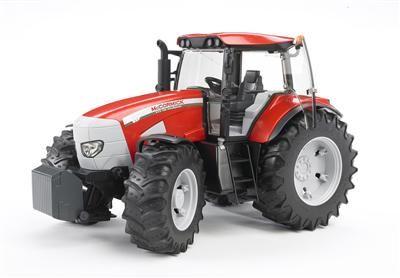 BRUDER - Traktor McCormick XTX 165 cena od 495 Kč
