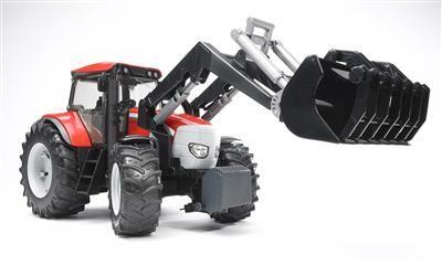 BRUDER - Traktor McCormick XTX 165 + čelní nakladač cena od 604 Kč