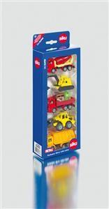 SIKU Super - Sada aut - pracovní auta 5 ks cena od 268 Kč