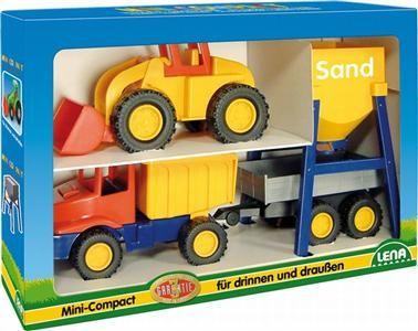 LENA - Mini Compact stavební sada cena od 175 Kč