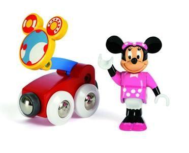 Brio - Disney kolekce - Minnie a její dětské autíčko