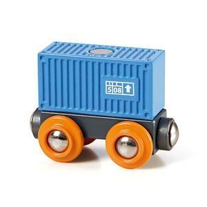 Brio - Vagon s kontejnerem